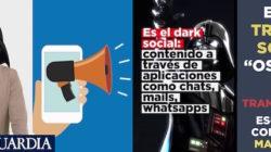 Dark social, el lado desconocido de las redes sociales